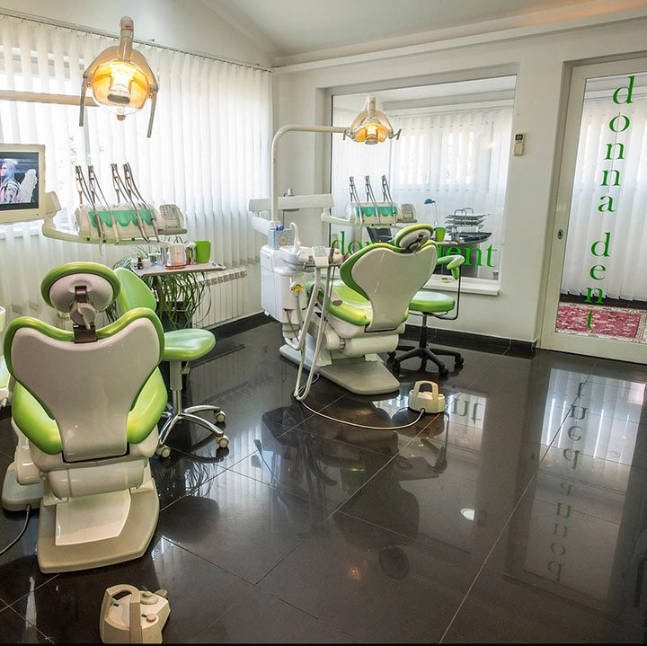 stolice kod zubara